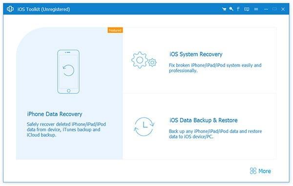 AnyMP4 iOS Toolkit截图1