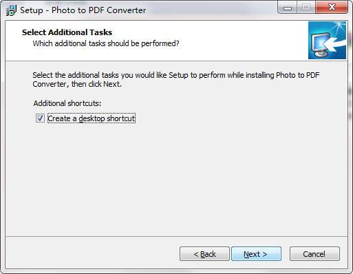 Photo to PDF Converter截图