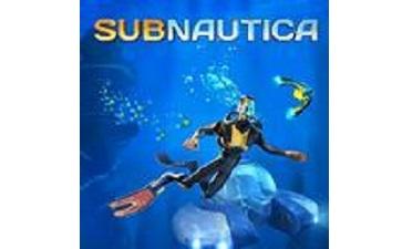 Subnautica段首LOGO