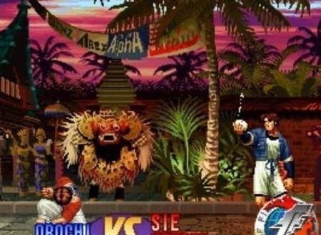 拳皇97加强版截图