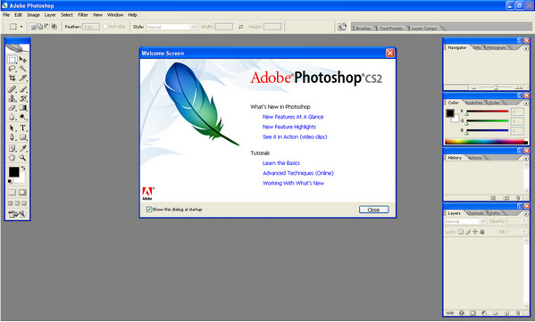 photoshopcs2截图1