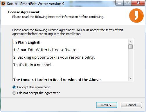 SmartEditWriter截图