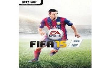 FIFA15段首LOGO