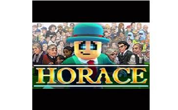 Horace段首LOGO