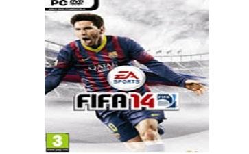 FIFA14段首LOGO
