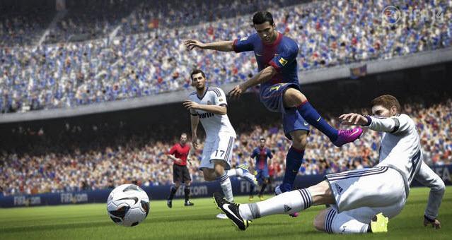 FIFA14截图