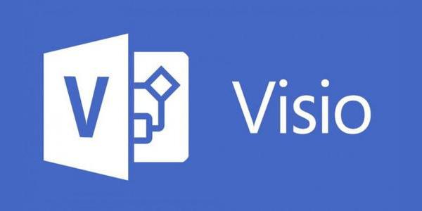 画图软件visio截图