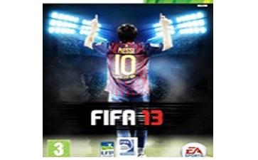 FIFA13段首LOGO
