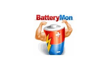 BatteryMon笔记本电池校正修复工具段首LOGO