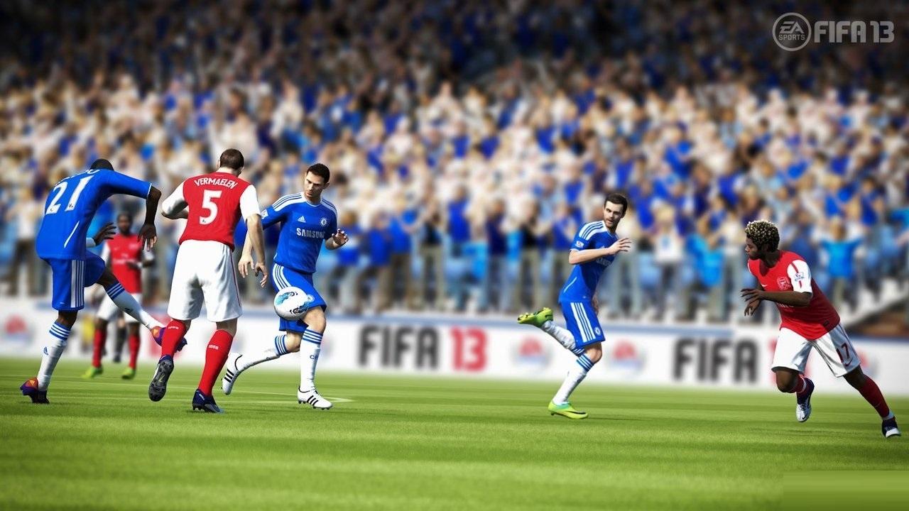 FIFA13截图