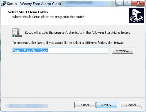 Weeny Free Alarm Clock截图