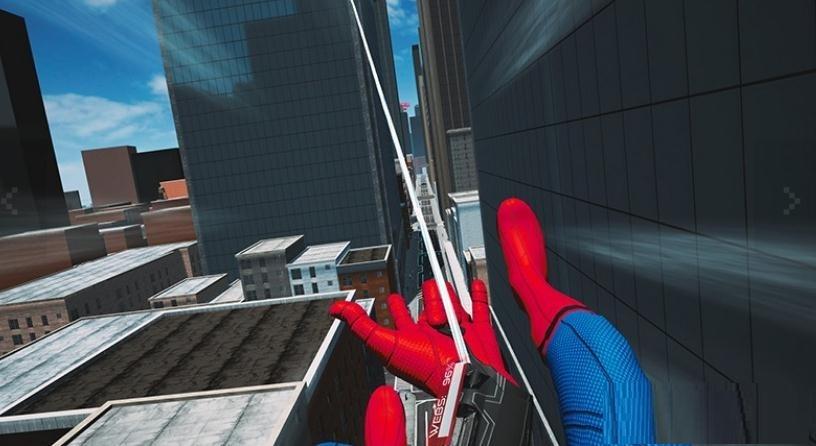 蜘蛛侠英雄远征截图