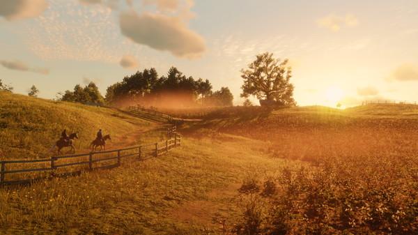荒野大镖客2终极版截图
