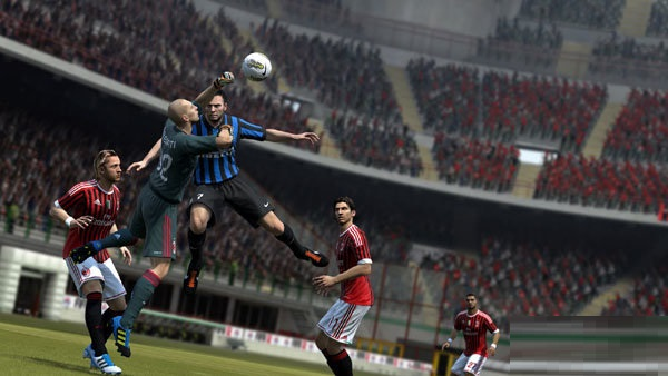 FIFA12截图