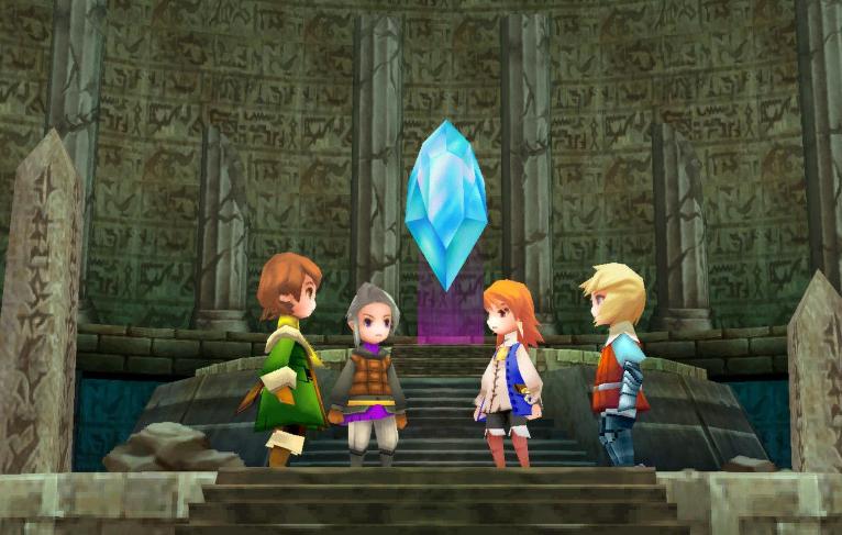 最终幻想3截图