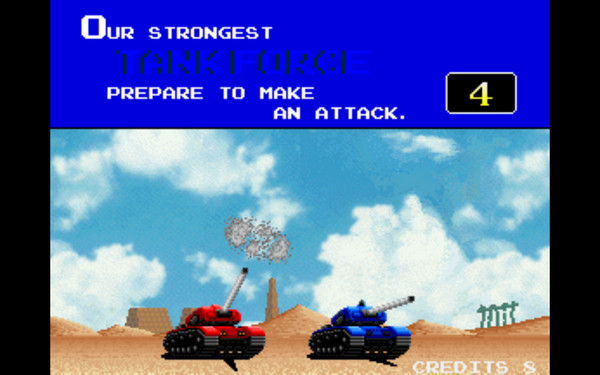 坦克大战2截图