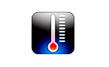 魔方温度检测段首LOGO