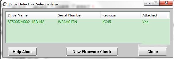希捷硬盘检测工具截图1