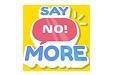 Say No! More段首LOGO