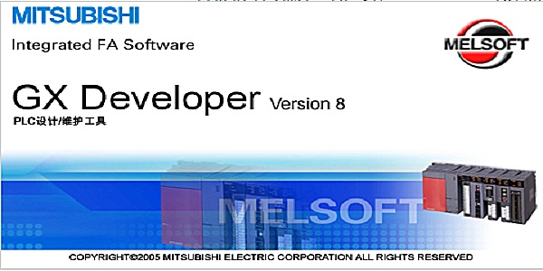 三菱plc编程软件