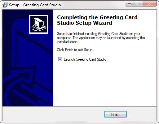 电子贺卡制作软件截图