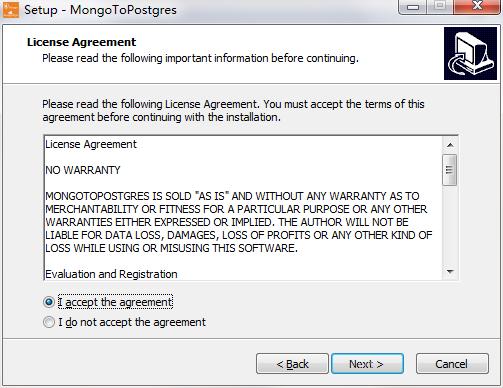MongoToPostgres截图