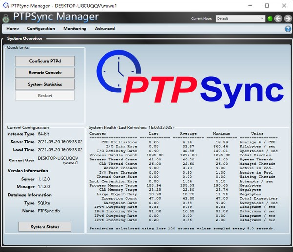 PTPSync截图