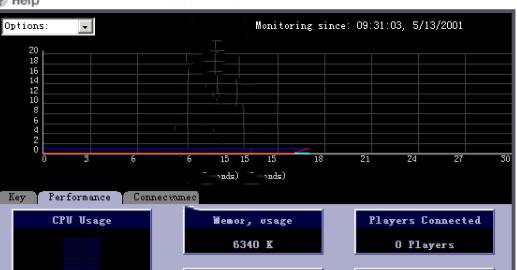 流媒体服务器软件截图