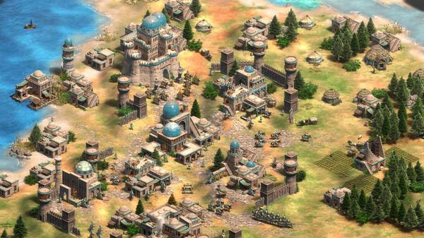 帝国时代2决定版截图