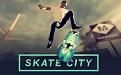 Skate City段首LOGO