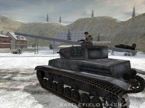 战地1942(Battlefield 1942)截图