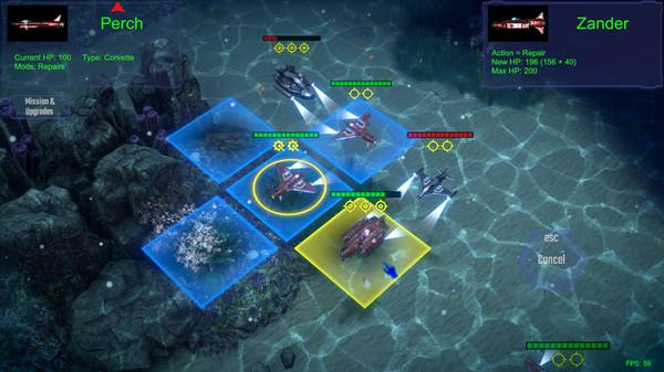Underwater Wars截图