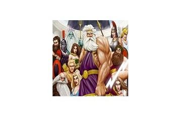 宙斯众神之王段首LOGO