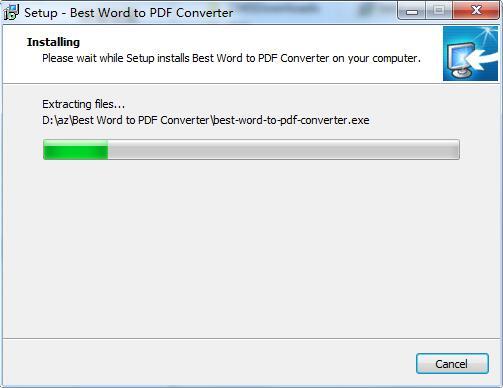 Best Word to PDF Converter截图