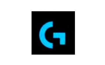 罗技g633耳机驱动段首LOGO