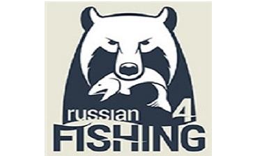 俄罗斯钓鱼4段首LOGO