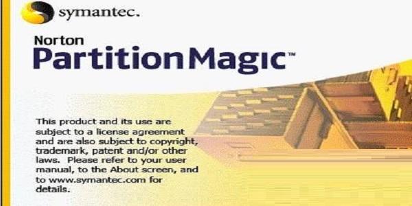 Partition Magic(硬盘分区工具)截图