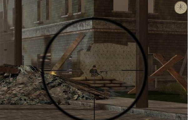 二战狙击手截图