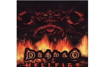 暗黑破坏神地狱火段首LOGO