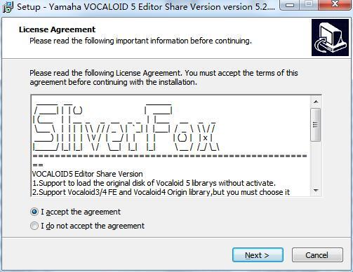 YAMAHA VOCALOID5 Editor截图