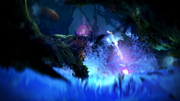 奥日与黑暗森林终极版截图