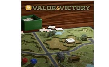 Valor & Victory段首LOGO