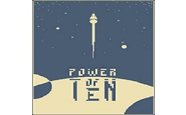 Power of Ten段首LOGO