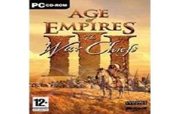 帝国时代3酋长段首LOGO