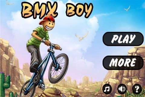 单车男孩酷跑截图