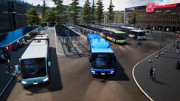 巴士模拟18截图