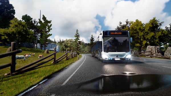 巴士模擬18截圖