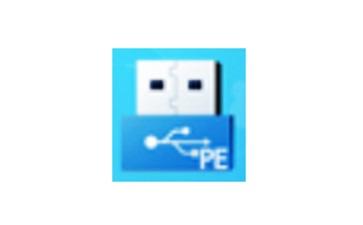 万能PEu盘启动盘制作工具官网版段首LOGO