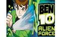 Ben10外星英雄段首LOGO