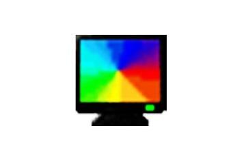 分辨率自动设置工具段首LOGO
